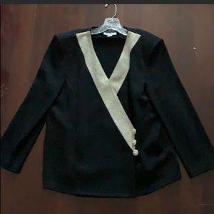 St. John Collection Jackets & Coats - St John Evening cocktail blazer and skirt